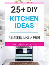 Kitchen Ideas On A Budget