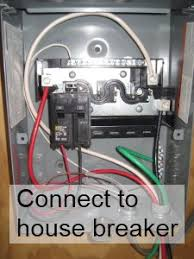 installing ac wiring the ac combiner sub panel is used in kits more than one j box 5kw or larger if your kit has only one run of enphase ac trunk cable and one j box