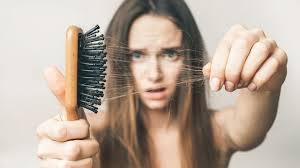 Women hair loss