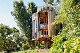 Tree House Architecture Tree House Malan Vorster Architecture Interior Design Archdaily