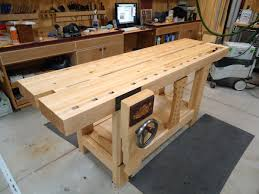 Roubo Bench  High Rock WoodworkingRoubo Woodworking Bench