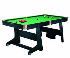 riley vertically folding 6 ft domestic snooker table black co uk sports outdoors