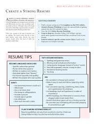 Resume Instructions Resume Work Template