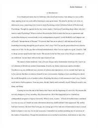college essays samples admissions