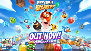 Angry Birds Blast! - Pop the Super Angry Birds in Bubbles (iOS/iPad Game...    Free games, Game cheats, Ipad games