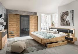 Schlafzimmer Komplett Set 2 Teilig