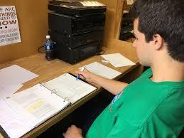 Student Spotlight: Dean Hanson
