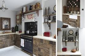 Small Picture Authentic Vintage Kitchen Design Home Design Garden