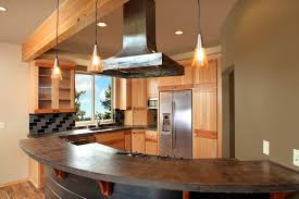 Rustic Beech Cabinets Affordable Custom Cabinets Showroom