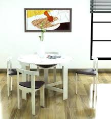 space saving dining table expand and chairs