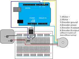 arduino board is shown below the color band on the diode indicates its cathode the gate source and drain pins of the mosfet can be deduced from its