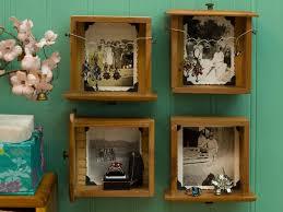 Dresser Drawer Shelves 5 Darling Ways To Repurpose Old Dresser Drawers Hgtvs