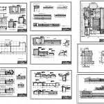 Дипломная работа на тему Завод по производству силикатного  чертеж Дипломная работа на тему