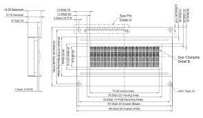 3 3v Or 5v Display Lcd Screen 20x4 Arduino I2c Character Module