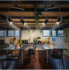 industrial track lighting. delighful track aliexpresscom  buy modern industrial led ceiling lamp barsclothing store  2 head long rod creative track lightingspotlights with e27 led 5w bulb from  on industrial lighting e