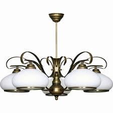 Deckenleuchte Antike Glas Lampe Esszimmer Wohnzimmer