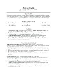 Marketing Resume Skills Magnificent Sample Marketing Resume Sample Professional Resume
