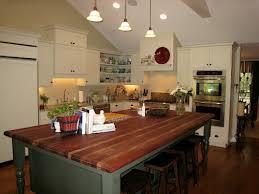 large kitchen island table storage