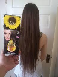 garnier olia 5 0 um bown hair color