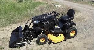 craftsman gt5000 garden tractor