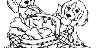 Small Picture cute dog colouring pages 859715 Coloring Pages for Free 2015