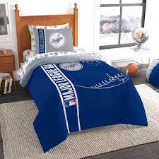 northwest mlb los angeles dodgers comforter set