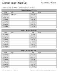 volunteer schedule template. Halloween Party Volunteer Sign Up Sheet Printable Within Template