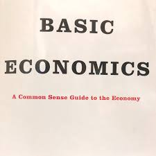 Basic Economics - Thomas Sowell