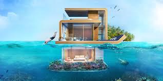 underwater water slide. Ultra-luxurious Underwater Homes Are Being Built In Dubai - Business Insider Water Slide E