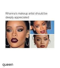 makeup artist memes