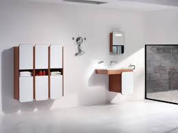 bathroom wall mounted storage cabinets. Furniture , Wall Mounted Storage Cabinets : Modern Bathroom