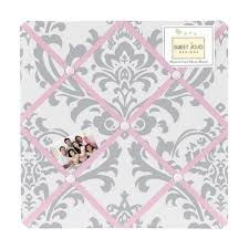 Damask Memo Board 100 best Memo Boards images on Pinterest Fabric memo boards Baby 23