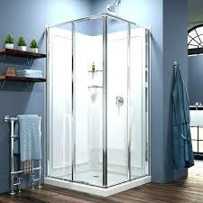 aqua glass shower stall door replacement parts stalls warranty