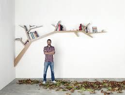 Tree Branch Book Shelf + Cut-Out