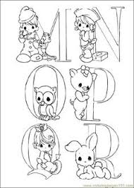 Small Picture Coloring Pages Preciousmoments 04 Cartoons Precious moments