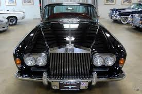 This 1967 Rolls Royce Silver Shadow Has The Heartbeat Of America