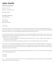 20 cover letter templates to
