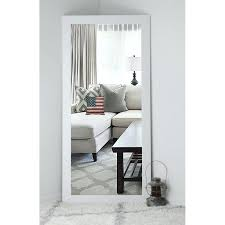 white long wall mirror design classic vanity reviews large ikea