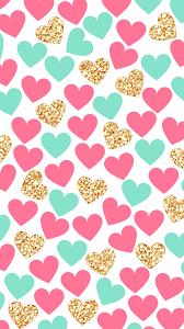Cute Hearts Wallpapers - Wallpaper Cave