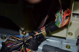 bimmerforums the ultimate bmw forum black wire is quite long even tough it connects from the blue connector to the blower the reason for this is easy removal so the harness can ve removed in