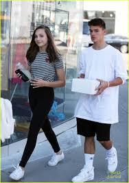 Maddie Ziegler & Boyfriend Jack Kelly ...
