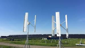 semtive energy wind turbine solar panels