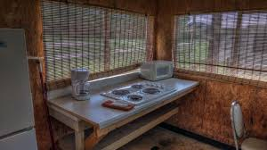 Efficiency Kitchen Cabins At Camp River View On The Frio River