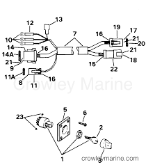 Ignition switch cable 40te 40ttl 1996 evinrude outboards 40 rh crowleymarine a604 transmission automatic dodge