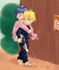 Boruto Goes Back In Time Fanfiction