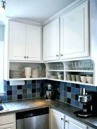 under cabinet shelving under cabinet shelves appealing kitchen cabinet shelf brackets