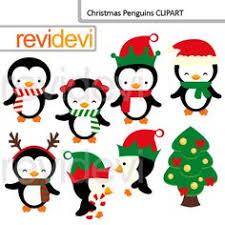 cute penguin christmas clipart.  Clipart Christmas Penguins Cliparts For Cute Penguin Clipart
