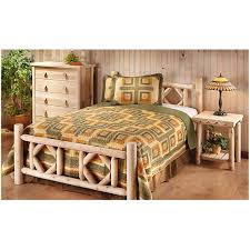 Pine Log Bedroom Furniture Bedroom Untreated Logs Rustic Cedar Log Bedroom Set Log Cabin