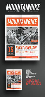 Flyer Samples For An Event Fascinating 48 Best Sport Flyer Templates Images On Pinterest Motorcycle Event
