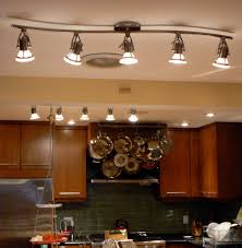 ... Gallery Of Led Kitchen Light Fixtures Ceiling Light Stainless Base Hang  Type Spin Type Head Two